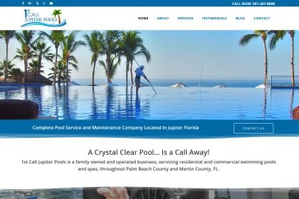 1stCallJupiterPools.com