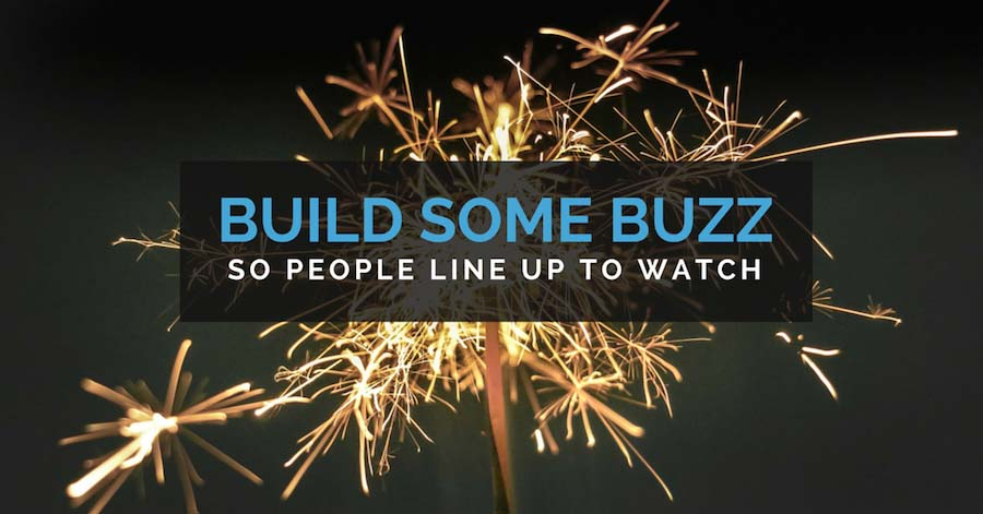 10 Ways to Build a Buzz Around Your Website