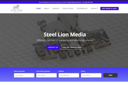 SteelLionMedia.com