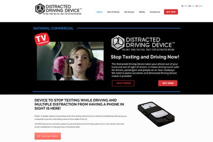 distracteddrivingdevice.com