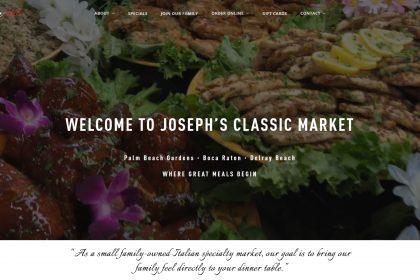 josephsclassicmarket.com